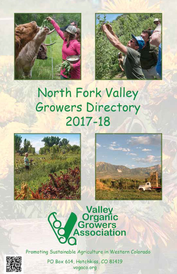VOGA 2017-18 Directory cover image