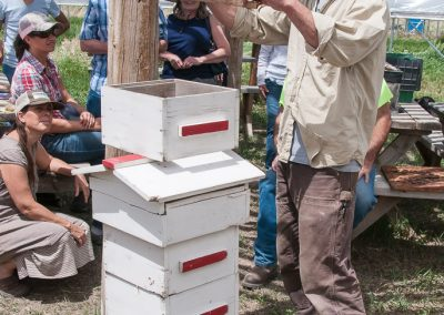 Beekeeping Workshop image