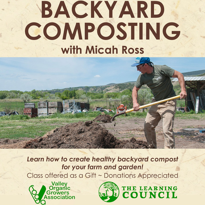 Backyard Composting image
