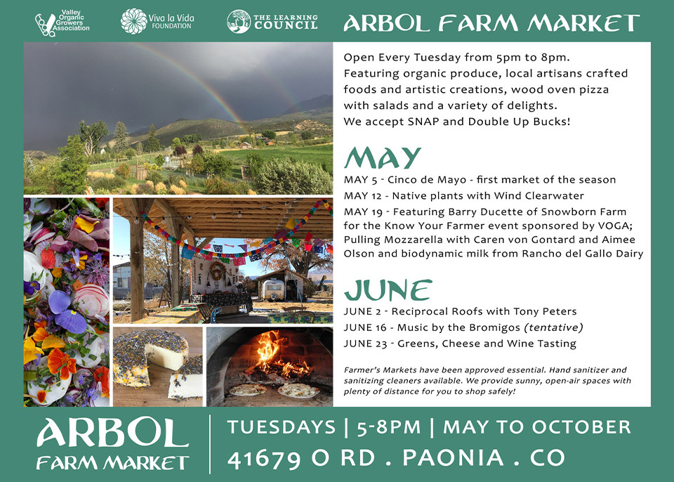 Arbol Farm Market image