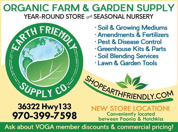 Earth Friendly ad