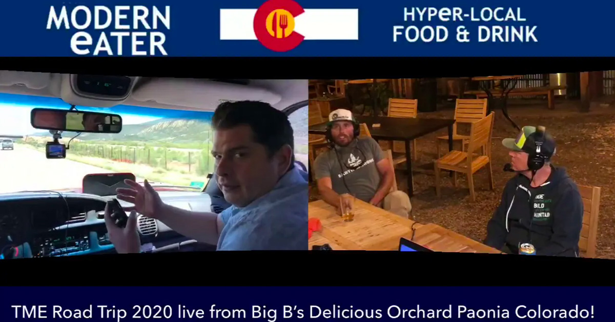 Modern Eater Delicious Orchards image