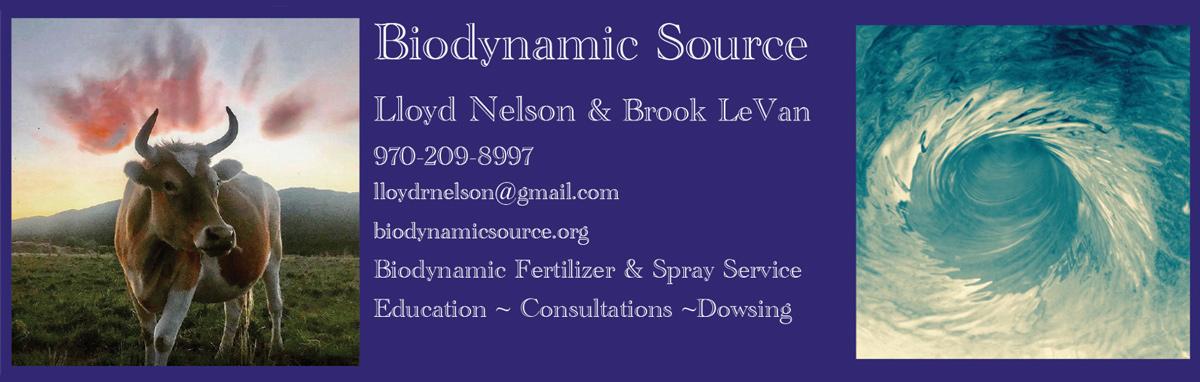 Biodynamic Source